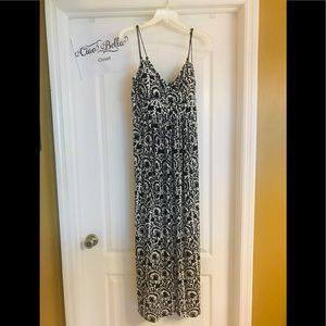 Black/white Sundress by American Living-Size 14